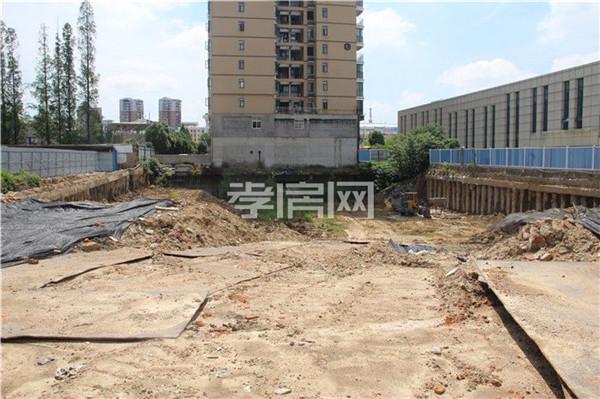 孝感金港·奥园6月工程进度:1#楼已正式动工!