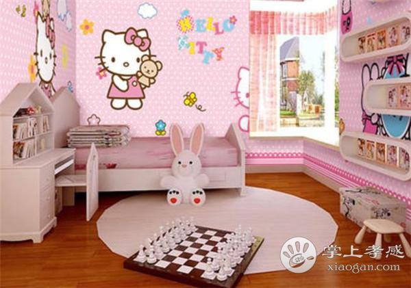 孝感儿童房装修选择什么颜色墙布好?儿童房墙布颜色选择[图3]