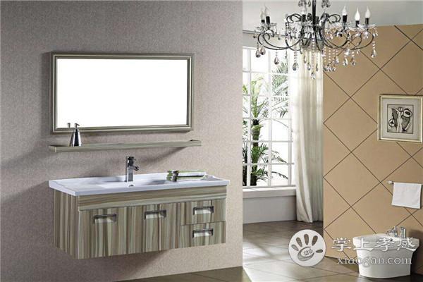 孝感新房装修选购不锈钢浴室柜好不好?不锈钢浴室柜有哪些优缺点?[图2]