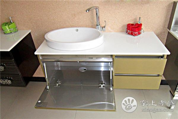 孝感新房装修选购不锈钢浴室柜好不好?不锈钢浴室柜有哪些优缺点?[图3]