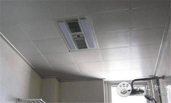孝感卫生间装修暖风机安装在哪里好?卫生间暖风机安装位置介绍[图2]