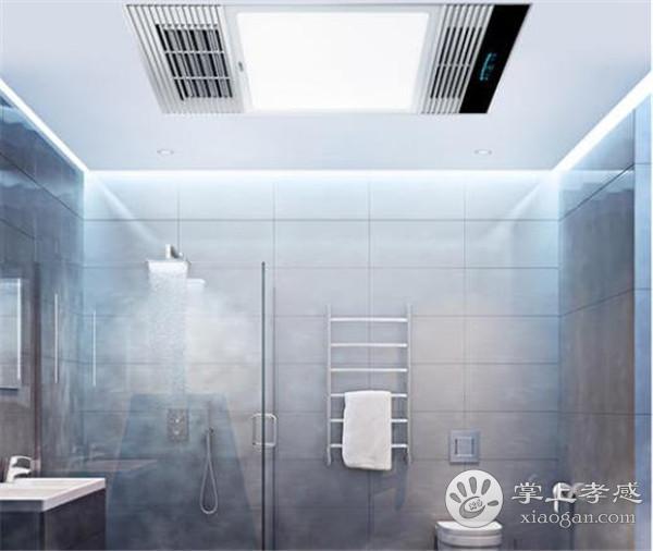 孝感卫生间装修暖风机安装在哪里好?卫生间暖风机安装位置介绍[图3]