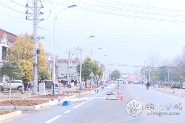 应城一桥至矿山公园路段将安装380盏路灯 1月12日前完成亮化工程[图3]