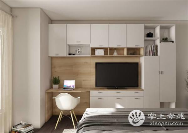 孝感卧室装修有必要买电视柜吗?卧室摆放电视柜好不好?[图1]