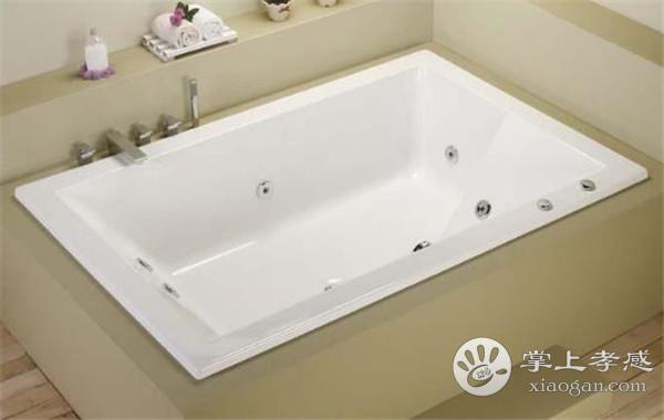 孝感卫生间装修可以选择哪种形状浴缸?常见浴缸造型介绍[图2]