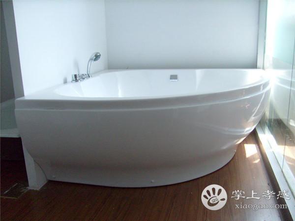 孝感卫生间装修可以选择哪种形状浴缸?常见浴缸造型介绍[图3]