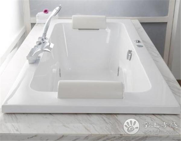 孝感装修卫生间浴缸选独立式还是嵌入式?独立式浴缸和嵌入式浴缸优缺点介绍[图4]
