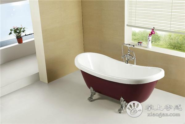 孝感装修卫生间浴缸选独立式还是嵌入式?独立式浴缸和嵌入式浴缸优缺点介绍[图2]