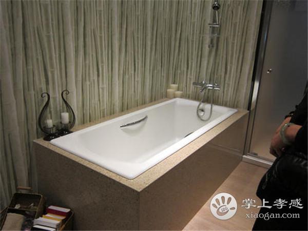 孝感装修卫生间浴缸选独立式还是嵌入式?独立式浴缸和嵌入式浴缸优缺点介绍[图5]