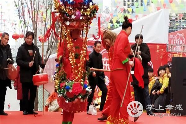 安陆民俗文化节火热来袭!麒麟狮子舞、大唐竹马、采莲船、皮影戏等民俗文化节目轮番上演[图5]