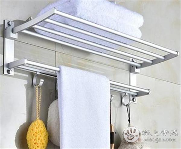 孝感卫生间装修可以选择什么材质置物架?卫生间置物架材质介绍[图3]