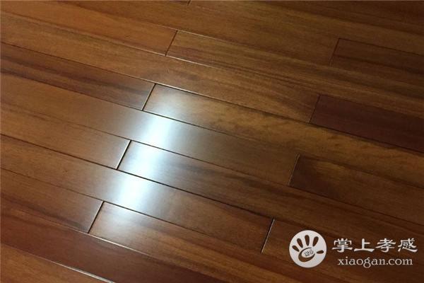 孝感新房装修怎么选择优质柚木地板?优质柚木地板选择方法介绍[图2]