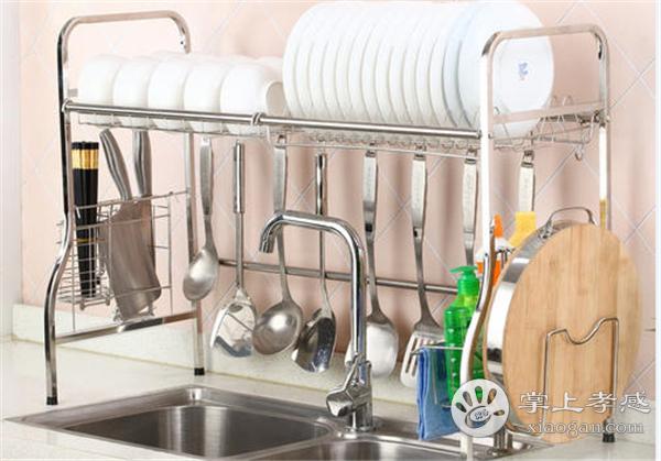 孝感厨房装修有必要买沥水架吗?厨房沥水架作用介绍[图3]