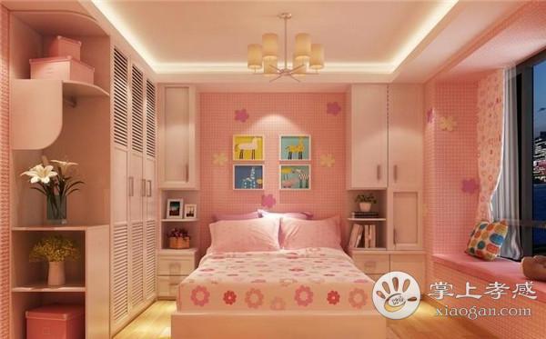 孝感儿童房装修衣柜如何设计更合理?儿童房衣柜设计技巧介绍[图2]