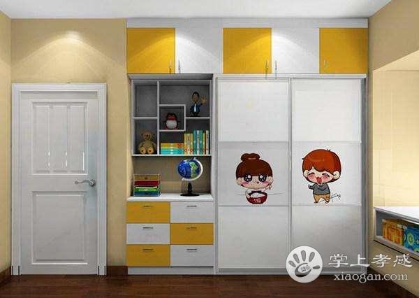 孝感装修儿童房摆放成品衣柜要注意什么?儿童房摆放成品衣柜注意事项[图1]