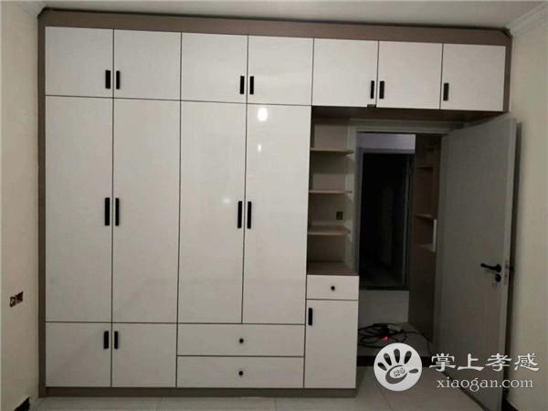 孝感新房装修衣柜用木门还是玻璃门好?木质衣柜门和玻璃衣柜门对比[图2]