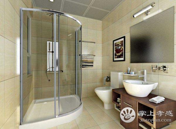 孝感卫生间装修选择淋浴房还是浴缸?淋浴房和浴缸哪个