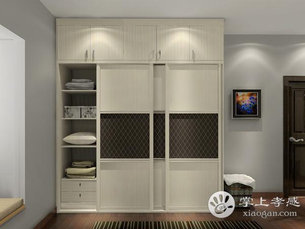 孝感新房装修选择整体衣柜还是定制衣柜?整体衣柜和定制衣柜哪个好?[图2]