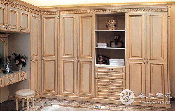 孝感新房装修选择整体衣柜还是定制衣柜?整体衣柜和定制衣柜哪个好?[图3]