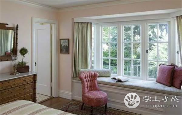 孝感新房装修飘窗窗帘颜色如何选择?飘窗窗帘颜色搭配技巧介绍[图2]