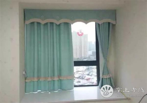 孝感新房装修飘窗窗帘颜色如何选择?飘窗窗帘颜色搭配技巧介绍[图3]