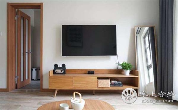 孝感新房装修有必要设计纯色电视背景墙吗?纯色电视背景墙好看吗?[图3]