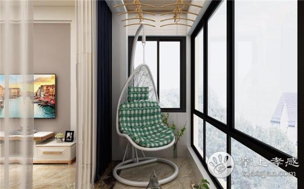 孝感新房装修吊椅可以放在哪里?适合吊椅摆放位置介绍[图1]