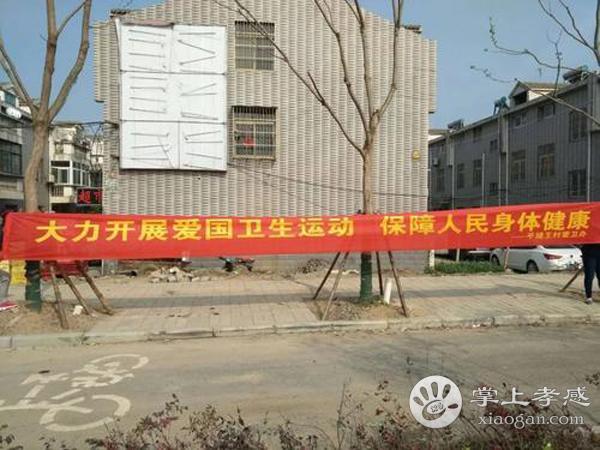 应城杨河镇掀起爱国卫生运动热潮 助力疫情防控营造健康人居环境[图1]