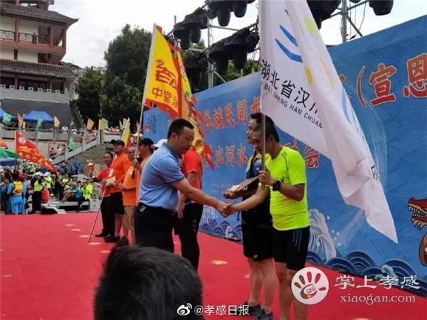 中國民族民間龍舟公開賽漢川健兒獲佳績[圖2]