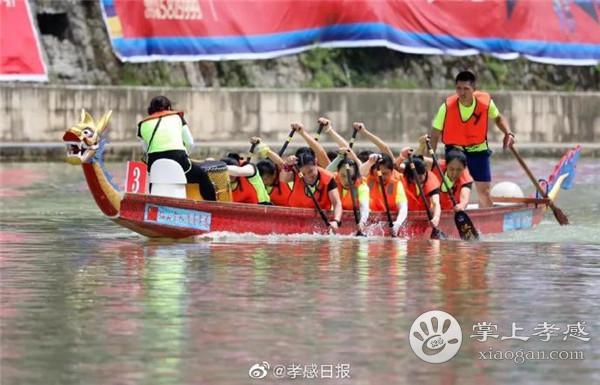 中國民族民間龍舟公開賽漢川健兒獲佳績[圖1]