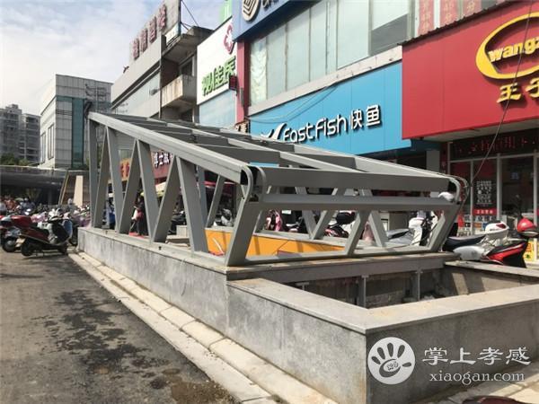 甘肃11选5基本走势图城站路地下空间一期工程全面进入了装修阶段![图2]