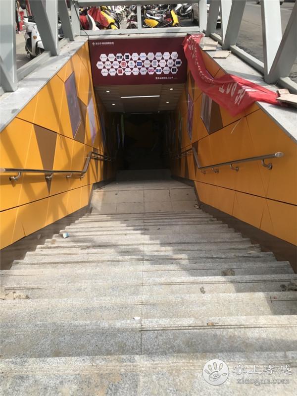 甘肃11选5基本走势图城站路地下空间一期工程全面进入了装修阶段![图4]