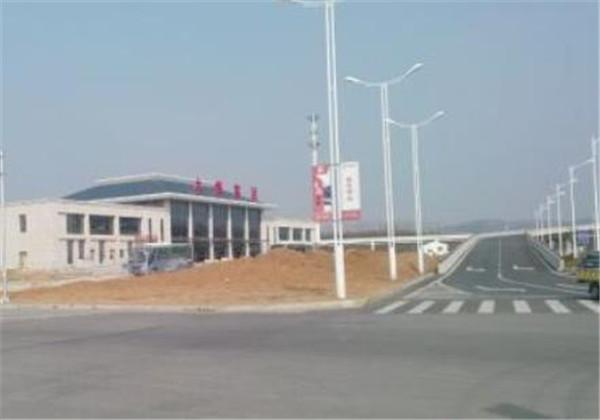 孝昌107国道外迁工程加快建设
