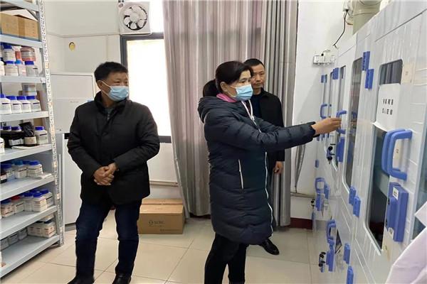 孝南区公共检验检测中心开展春节前安全生产大排查