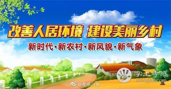 """汉川投入1.17亿元提升村庄""""颜值""""[图1]"""