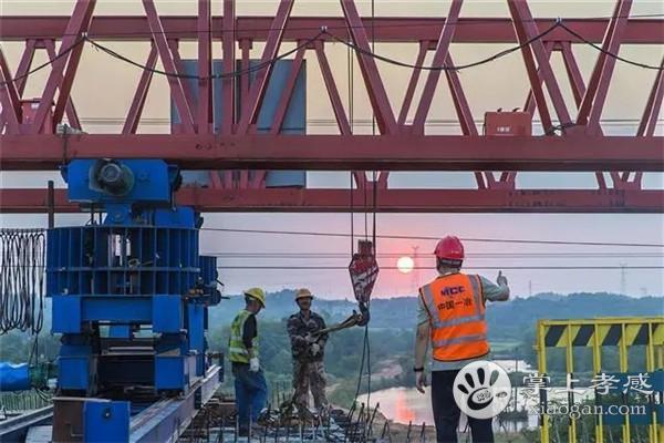 國慶假期武大高速公路建設施工忙![圖1]